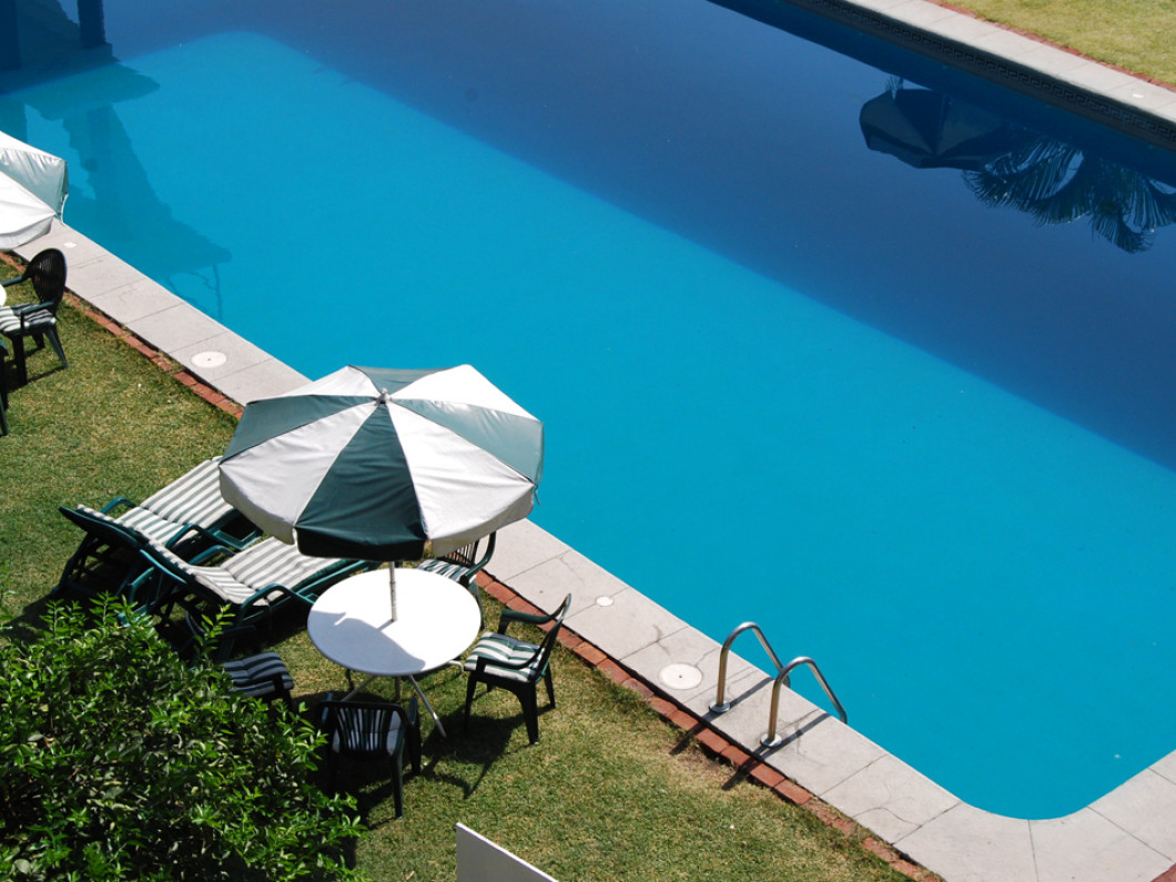 We provide everything you need to enjoy your pool
